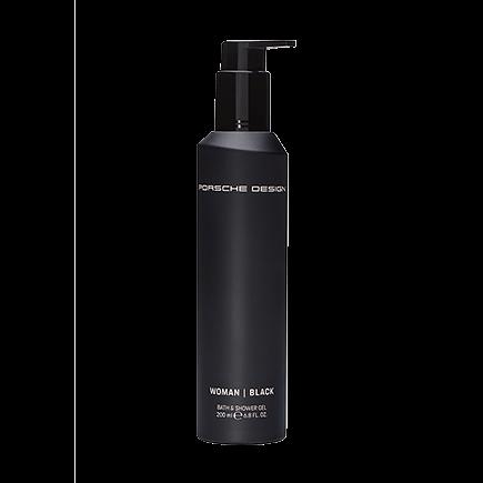 Porsche Design Woman Black Shower Gel
