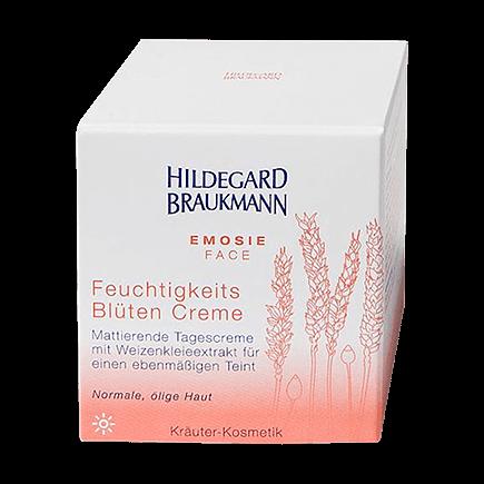 Hildegard Braukmann Emosie Face Feuchtigkeits Blüten Creme