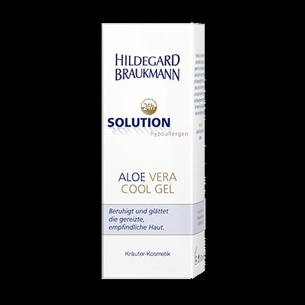 Hildegard Braukmann 24 Solution hypoallergen Aloe Vera Cool Gel