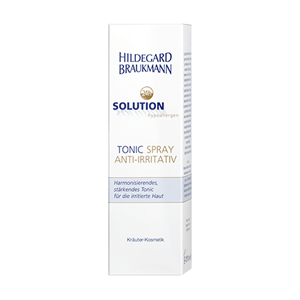 Hildegard Braukmann 24 Solution hypoallergen Tonic Spray anti-irritativ
