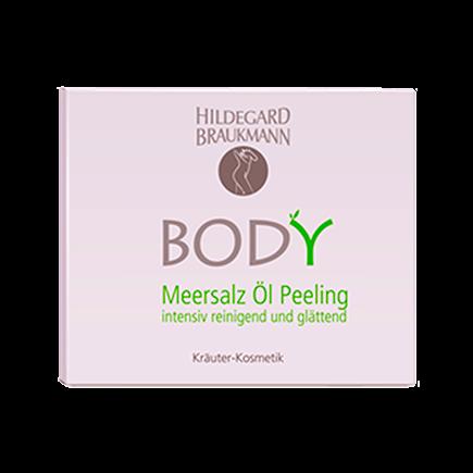 Hildegard Braukmann Body Meersalz Öl Peeling