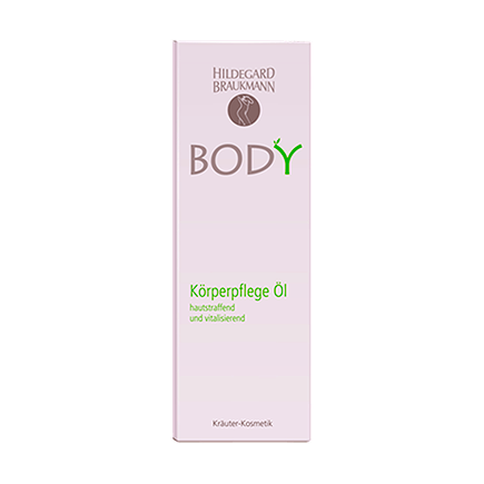 Hildegard Braukmann Body Körperpflege Öl