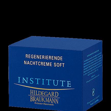 Hildegard Braukmann INSTITUTE Regenerierende Nachtcreme soft