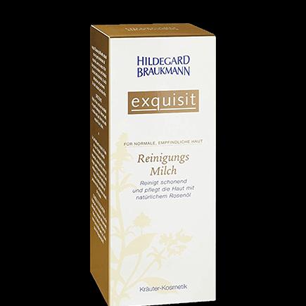 Hildegard Braukmann exquisit Reinigungs Milch
