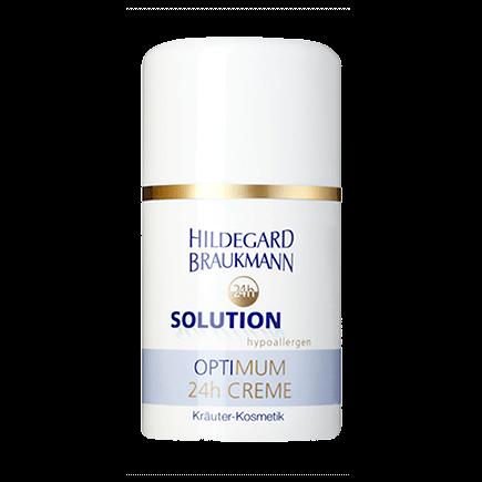 Hildegard Braukmann 24 Solution hypoallergen Optimum 24h Creme