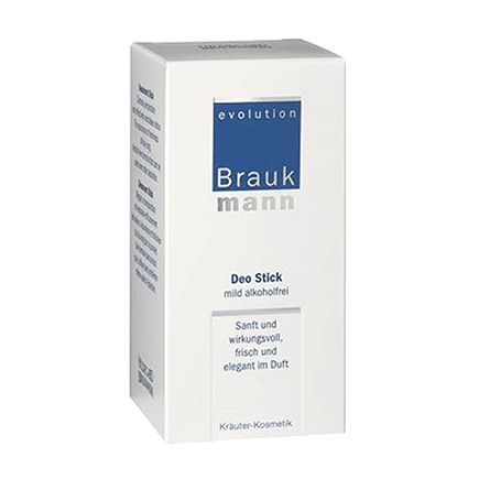 Hildegard Braukmann evolution Deo Stick mild alkoholfrei