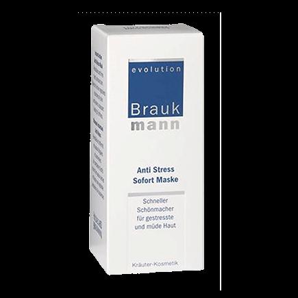 Hildegard Braukmann evolution Anti Stress Sofort Maske