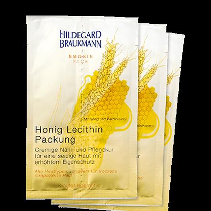 Hildegard Braukmann Honig Lecithin Packung Multipl.