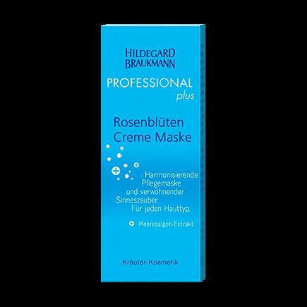 Hildegard Braukmann Professional Plus Rosenblüten Creme Maske