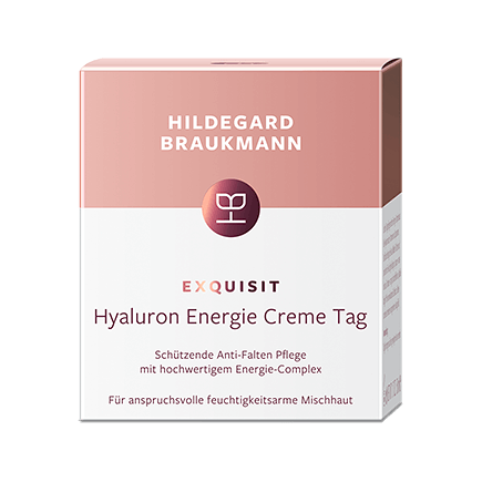 Hildegard Braukmann Exquisit Hyaluron Energie Creme Tag