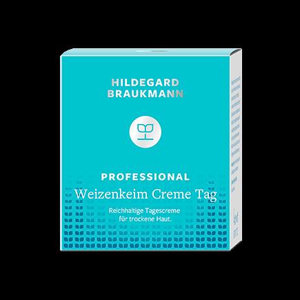 Hildegard Braukmann Professional Weizenkeim-Creme Tag