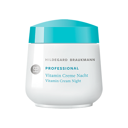 Hildegard Braukmann Professional Plus Vitamin Creme Nacht