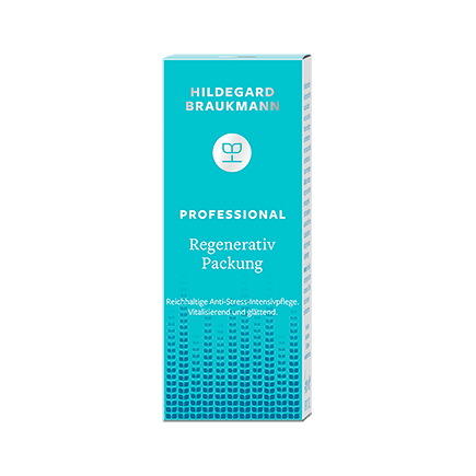 Hildegard Braukmann Professional Regenerativ Packung Gesichtsmaske