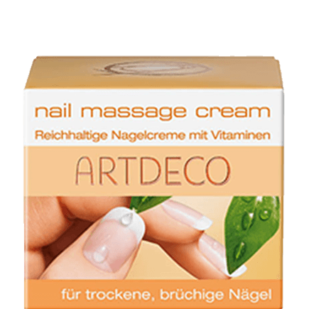 ARTDECO Nail Massage Cream 2 NAIL MASSAGE CREAM