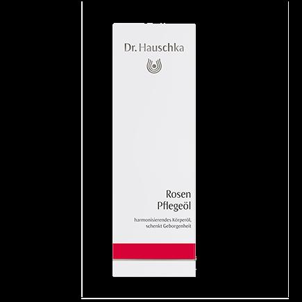 Dr. Hauschka Körperpflege Rosen Pflegeöl