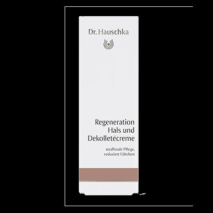 Dr. Hauschka Regenerationspflege Regeneration Hals und Dekolletécreme