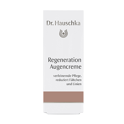 Dr. Hauschka Regenerationspflege Regeneration Augencreme