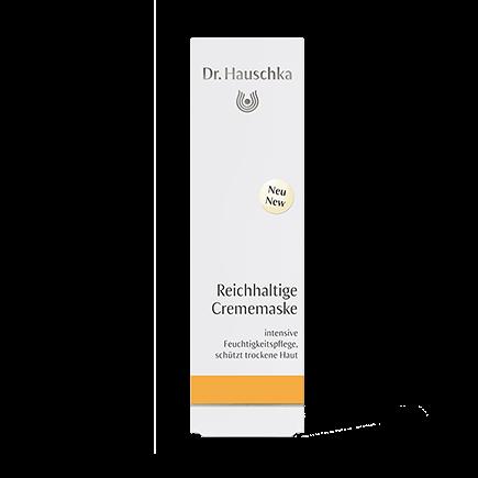Dr. Hauschka Gesichtspflege Reichhaltige Crememaske