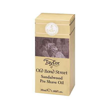 Taylor of Old Bond Street Taylor Sandalwood Pre Shave Oil