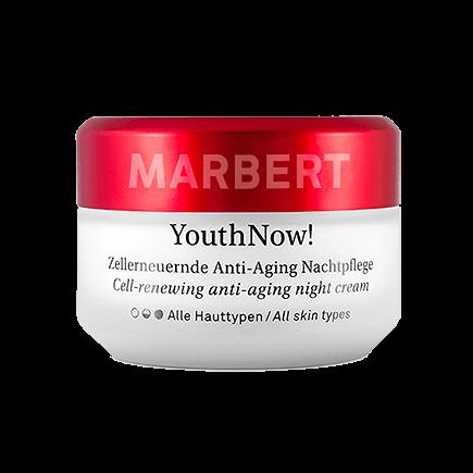 Marbert Zellerneuernde Anti-Aging Nachtpflege für alle Hauttypen