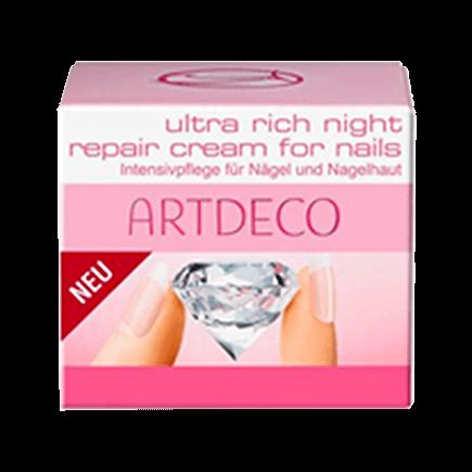 ARTDECO Ultra Rich Night Repair Cream for Nails