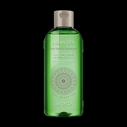 ARTDECO Senses Asian Spa Anti-Stress Massage Oil