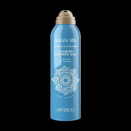 ARTDECO Senses Asian Spa Foaming Shower Gel