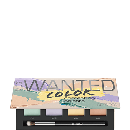 ARTDECO Camouflage Most Wanted Color Correcting Palette