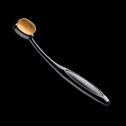 ARTDECO Camouflage Small Oval Brush Premium Quality
