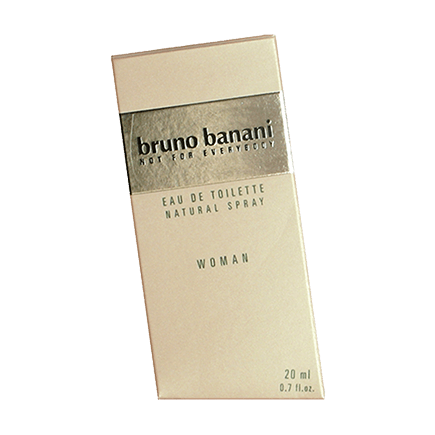 Bruno Banani Woman Eau de Toilette Natural Spray