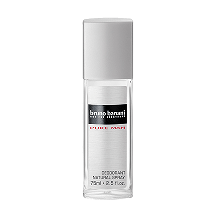 Bruno Banani Pure Man Deodorant Natural Spray