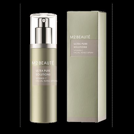 M2 Beauté Ultra Pure Solutions Vitamin C Facial Nano Spray