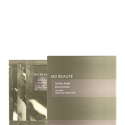 M2 Beauté M2Facial Oil-Free Eye Make-Up Remover Sachets