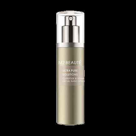 M2 Beauté Ultra Pure Solutions Cu-Peptide & Vitamin B Facial Nano Spray