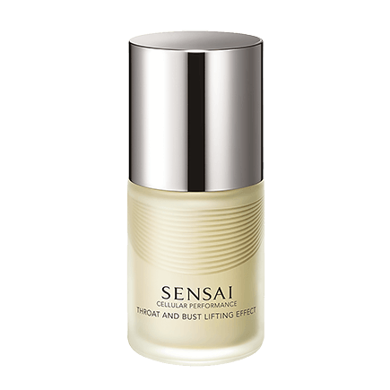 Sensai CELLULAR PERFORMANCE Body Care Linie THROAT AND BUST LIFTING EFFECT