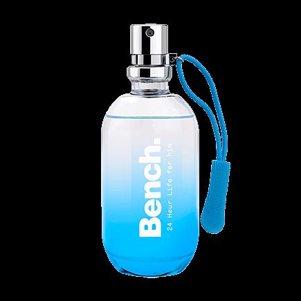 Bench. 24 Hour Life Men Eau de Toilette Spray
