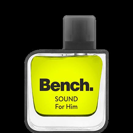 Bench. Sound For Him Eau de Toilette Spray