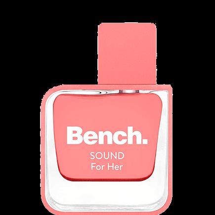Bench. Sound For Her Eau de Toilette Spray