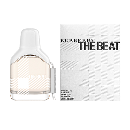 Burberry THE BEAT FOR WOMEN Eau de Toilette Natural Spray