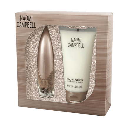 Naomi Campbell Noami Campbell Set mit Duschgel