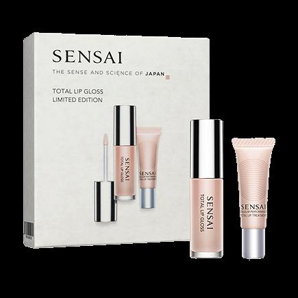 Sensai CELLULAR PERFORMANCE Basis Linie Total Lip Gloss Limited Set