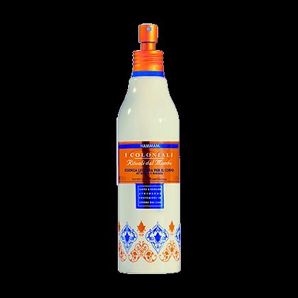 I Coloniali Hammam leichte Essenz für den Körper mit Amber und Orange