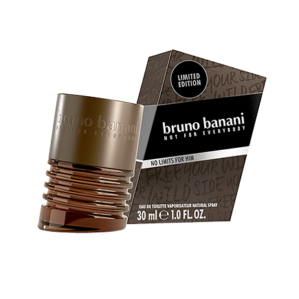 Bruno Banani No Limits Man Eau de Toilette Spray