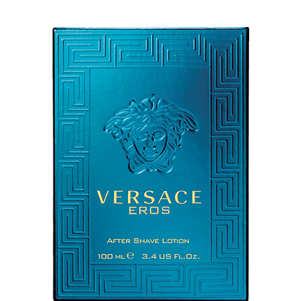 Versace Eros Aftershave Lotion
