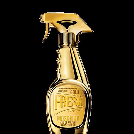 Moschino Gold Fresh Couture Eau de Toilette Spray
