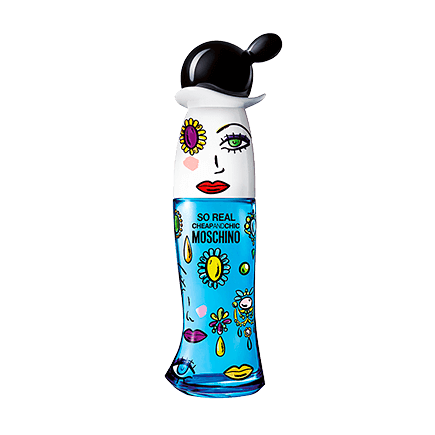 Moschino So Real Eau de Toilette Spray