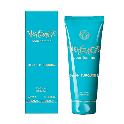 Versace Dylan Turquoise Body Lotion