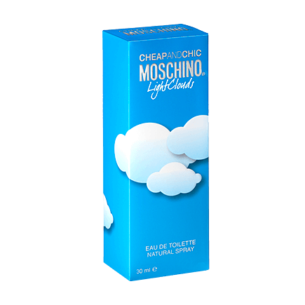 Moschino Light Clouds Eau de Toilette Spray
