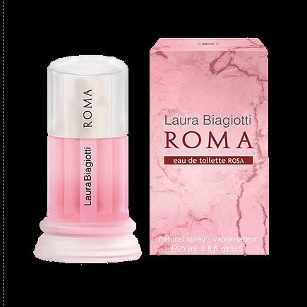 Laura Biagiotti Roma Rosa Eau de Toilette Spray