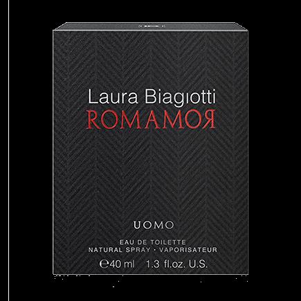 Laura Biagiotti Roma Amor Uomo Eau de Toilette Spray